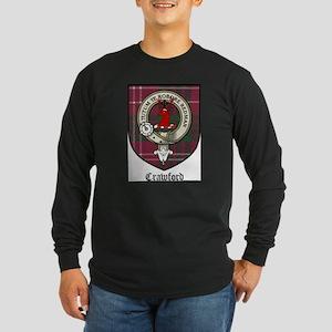 CrawfordCBT Long Sleeve Dark T-Shirt
