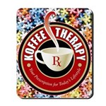 Koffee Therapy Mousepad