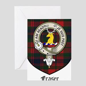 FraserCBT Greeting Card