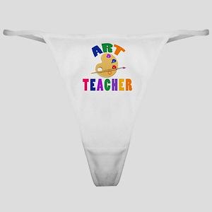 Art Teacher Classic Thong