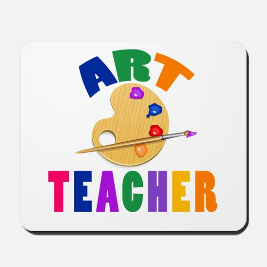 Art Teacher Mousepad