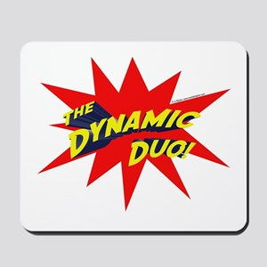 Dynamic Duo Mousepad