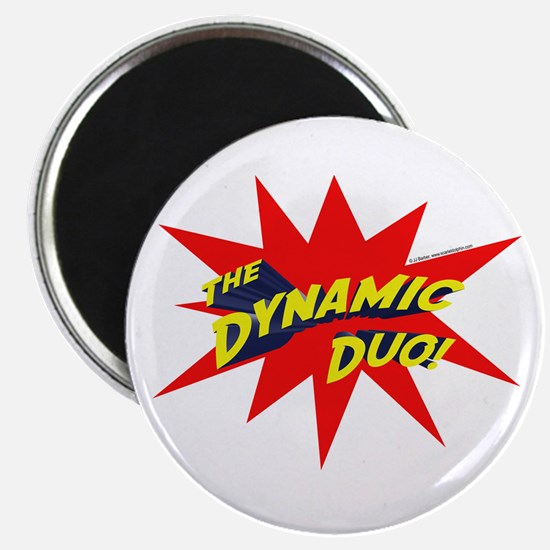 Dynamic Duo Magnet