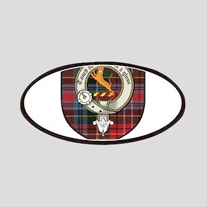 Mackintosh Clan Crest Tartan Patches