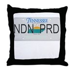 Tennessee NDN Pride Throw Pillow