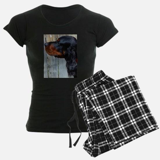 Male Gordon Head Study Pajamas