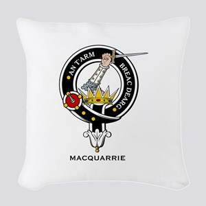MacQuarrie Woven Throw Pillow