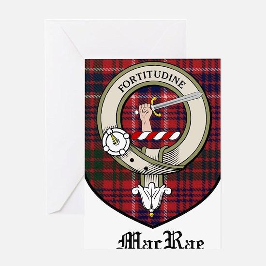 MacRaeCBT.jpg Greeting Card