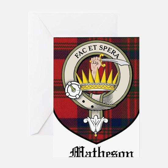 MathesonCBT.jpg Greeting Card