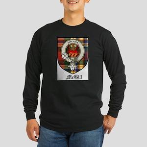 McGillCBT Long Sleeve Dark T-Shirt