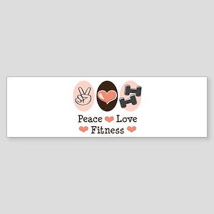 FitnessPL Bumper Sticker