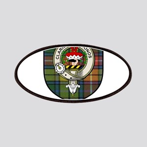McWhirter Clan Crest Tartan Patches