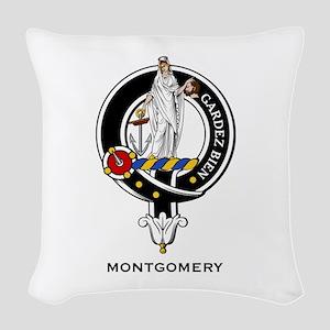 Montgomery Woven Throw Pillow