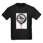 Pollock.jpg Kids Dark T-Shirt