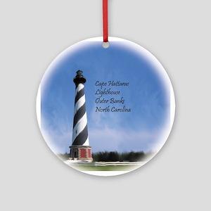 Cape Hattaras Lighthouse Outer Banks Ornament