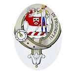 Trotter.jpg Ornament (Oval)