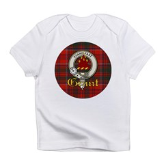 grant-clan.jpg Infant T-Shirt