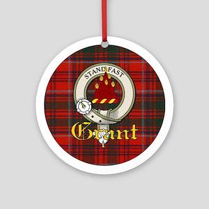 grant-clan Ornament (Round)