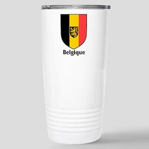 Belgique Stainless Steel Travel Mug