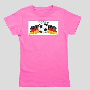 GermanySoccer Girl's Tee