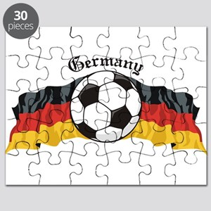 GermanySoccer Puzzle