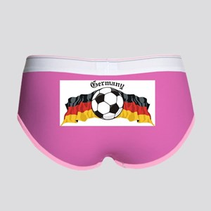 GermanySoccer Women's Boy Brief