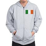 Irish Flag / Ireland Flag Zip Hoodie
