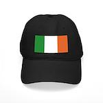 Irish Flag / Ireland Flag Black Cap