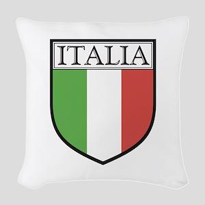 Italian Woven Throw Pillow