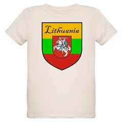 Lithuania-transp.png T-Shirt