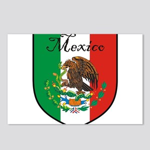 mexicoshield Postcards (Package of 8)