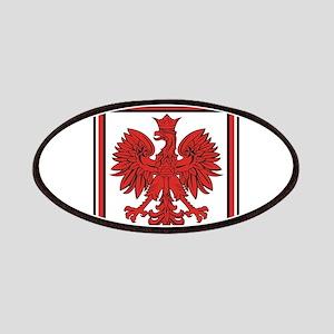 Polska Crest Shield Patches