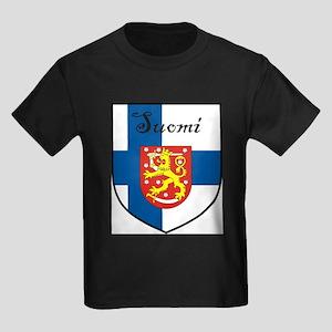 SuomiShield Kids Dark T-Shirt