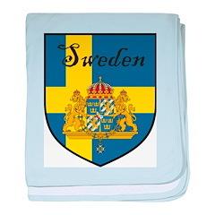 SwedenSHIELD.png baby blanket