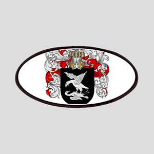 Madden Family Crest Patches