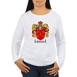 Maldonado Family Crest Women's Long Sleeve T-Shirt