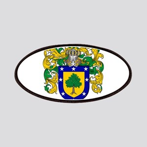 Martinez Family Crest Patches
