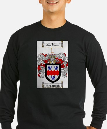 McCormick Family Crest T