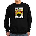 McCurdy Family Crest Sweatshirt (dark)