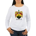McCurdy Family Crest Women's Long Sleeve T-Shirt
