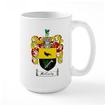 McCurdy Family Crest Large Mug