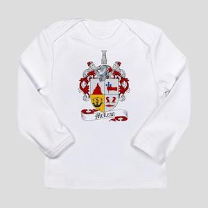 McLean Family Crest Long Sleeve Infant T-Shirt