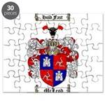 McLeod Family Crest Puzzle