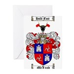 McLeod Family Crest Greeting Cards (Pk of 20)