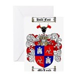 McLeod Family Crest Greeting Card