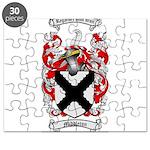 Middleton Family Crest Puzzle