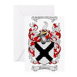 Middleton Family Crest Greeting Cards (Pk of 20)
