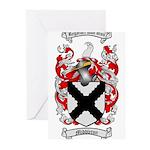 Middleton Family Crest Greeting Cards (Pk of 10)