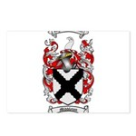 Middleton Family Crest Postcards (Package of 8)