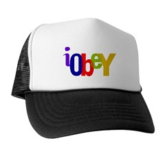 Obey The Trucker Hat